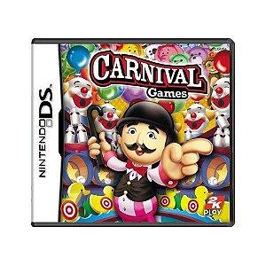 Jogo Carnival Games - DS