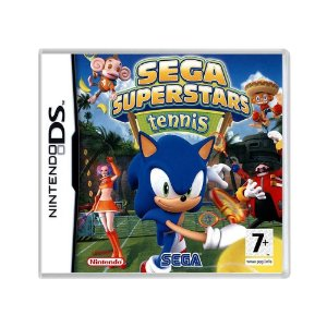 Jogo SEGA Superstars Tennis - DS (Europeu)