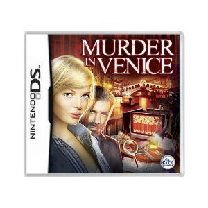 Jogo Murder in Venice - DS