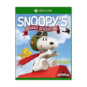 Jogo The Peanuts Movie: Snoopy's Grand Adventure - Xbox One