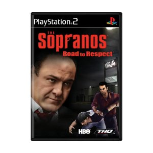 Jogo The Sopranos: Road to Respect - PS2