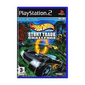 Jogo Hot Wheels: Stunt Track Challenge - PS2 (Europeu)