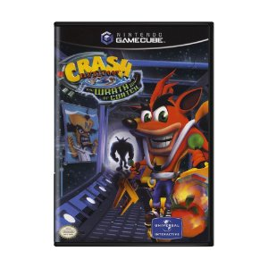 Jogo Crash Bandicoot: The Wrath of Cortex - GameCube