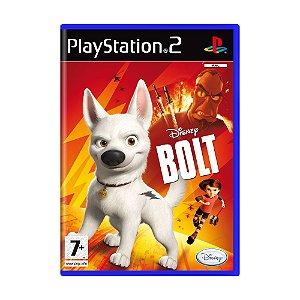 Jogo Bolt - PS2 (Europeu)