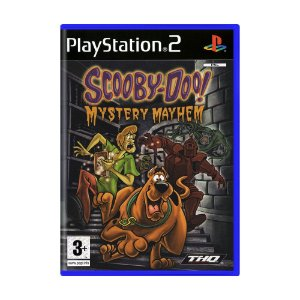 Jogo Scooby-Doo! Mystery Mayhem - PS2 (Europeu)