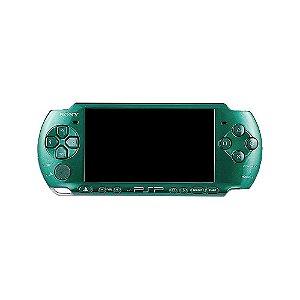 Console PSP PlayStation Portátil 3001 (Edição Metal Gear) - Sony