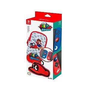 Kit de Acessórios Super Mario Odyssey HORI - Switch