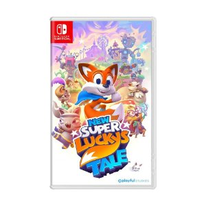 Jogo New Super Lucky's Tale - Switch