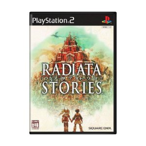 Jogo Radiata Stories - PS2 (Japonês)