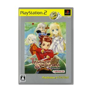 Jogo Tales Of Symphonia - PS2 (Japonês)
