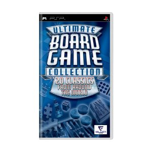 Jogo Ultimate Board Game Collection - PSP