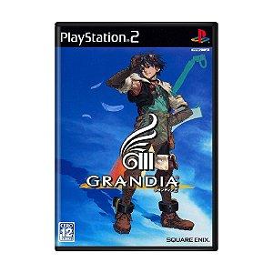 Jogo Grandia III - PS2 (Japonês)