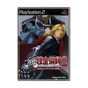 Jogo Hagane no Renkinjutsushi 2: Akaki Elixir no Akuma - PS2 (Japonês)
