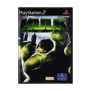 Jogo Hulk - PS2