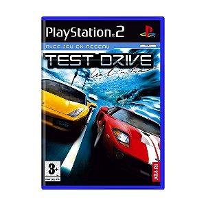 Jogo Test Drive Unlimited - PS2 (Europeu)