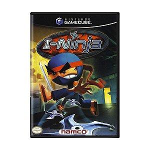 Jogo I-Ninja - GameCube