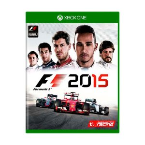 Jogo Fórmula 1 2015 - Xbox One