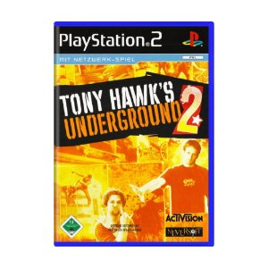 Jogo Tony Hawk's Underground 2 - PS2 (Europeu)