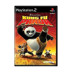 Jogo Kung Fu Panda - PS2