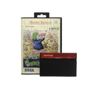 Jogo Lemmings - Master System