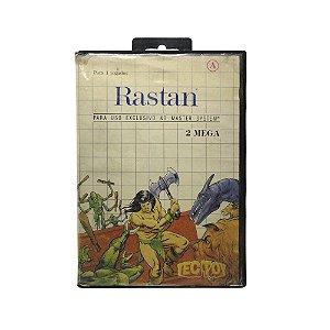 Jogo Rastan - Master System