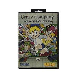 Jogo Crazy Company - Game Gear