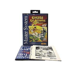 Jogo Cheese Cat-Astrophe Starring Speedy Gonzales - Master System