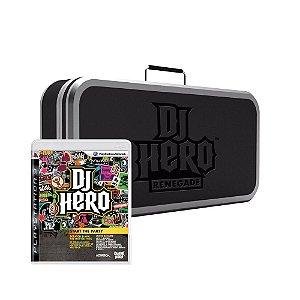 Jogo DJ Hero (Renegade Edition) - PS3