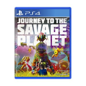 Jogo Journey to the Savage Planet - PS4