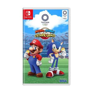 Jogo Mario & Sonic at the Tokyo 2020 Olympic Games - Switch