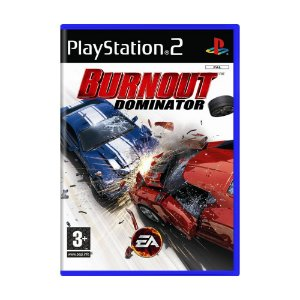 Jogo Burnout Dominator - PS2 (Europeu)