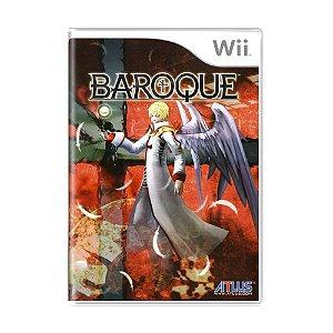 Jogo Baroque - Wii