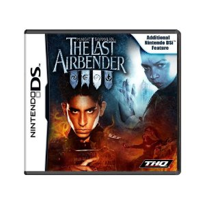 Jogo The Last Airbender - DS