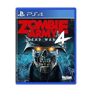 Jogo Zombie Army 4: Dead War - PS4