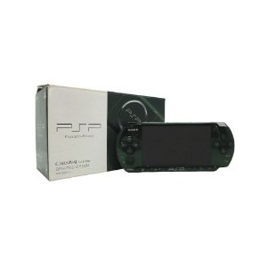 Console PSP PlayStation Portátil 3005 Spirited Green - Sony