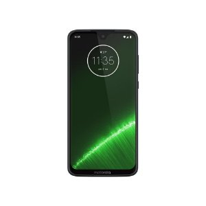 "Smartphone Motorola Moto G7 Plus 64GB Câmera Dupla Tela 6,24"" Preto"