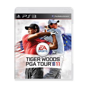 Jogo Tiger Woods PGA Tour 11 - PS3