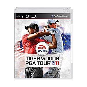 Jogo Tiger Woods PGA Tour 11 - PS3