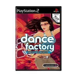 Jogo Dance Factory - PS2