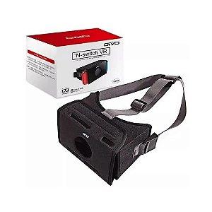 Óculos de Realidade Virtual 3D para Nintendo Switch