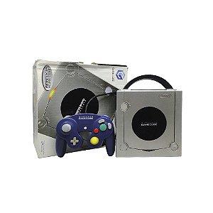 Console Nintendo GameCube Prata (Limited Edition Platinum) - Nintendo