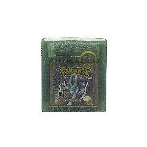 Jogo Pokémon Crystal - GBC