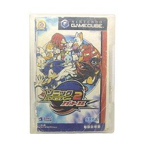 Jogo Sonic Adventure 2: Battle - GameCube (Japonês)