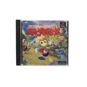 Jogo Rayman - PS1 (Japonês)