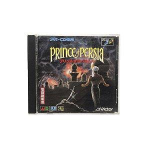 Jogo Prince of Persia - Sega CD (Japonês)