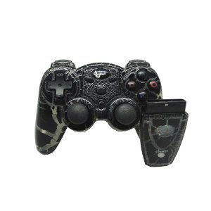 Controle DreamGEAR Wireless Preto - PS2