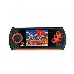 Console Mega Drive Portátil MD Play com 20 jogos - TecToy