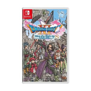 Jogo Dragon Quest XI S: Echoes of an Elusive Age (Definitive Edition) - Switch