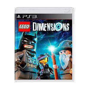 Jogo LEGO Dimensions - PS3