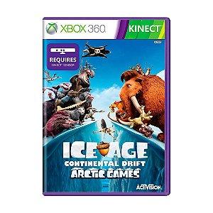 Jogo Ice Age: Continental Drift - Xbox 360